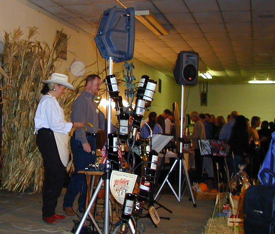 350 people turned out for the first-ever Placer Harvest celebration in November