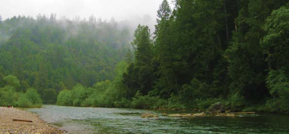 PG&E property along the Bear River to be protected through Stewardship Council.